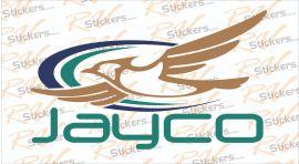Jayco 2004 Freedom bird logo p/s