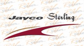 Jayco 2006 Sterling Front Decals