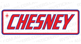 CHESNEY LOGO