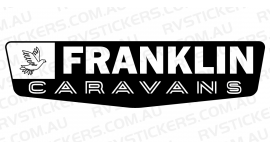FRANKLIN BLACK LOGO