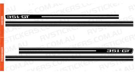 351 GT STRIPES