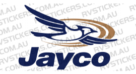 JAYCO 2006 DESTINY LOGO DRIVER and/or FRONT BACK COLOR OPTIONS AVAILABLE