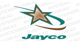 JAYCO 2009 STARCRAFT RIGHT LOGO
