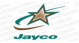 JAYCO 2009 STARCRAFT LEFT LOGO