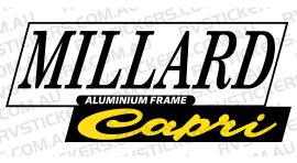MILLARD CAPRI LOGO