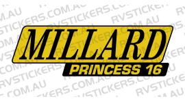 MILLARD PRINCESS 16