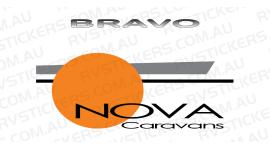 BRAVO GTS STONE SHIELD