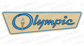 OLYMPIC LOGO SMALL