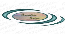 DREAMTIME CRUISER STONE SHIELD