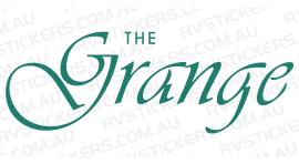 GRANGE NAME SMALL
