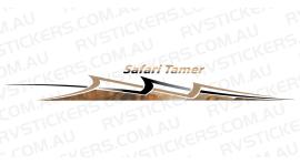 SAFARI TAMER STONE SHIELD