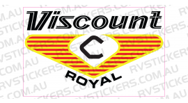 VISCOUNT ROYAL SQUARE LOGO