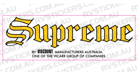 VISCOUNT SUPREME LOGO