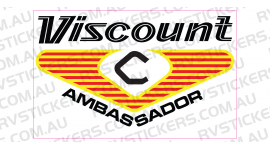 VISCOUNT AMBASSADOR SQUARE LOGO