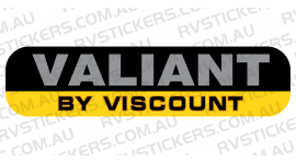 VISCOUNT VALIANT LOGO
