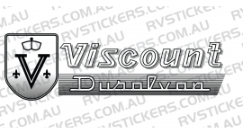 VISCOUNT DURALVAN LOGO