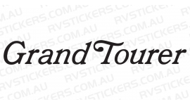 VISCOUNT GRAND TOURER WORD LOGO