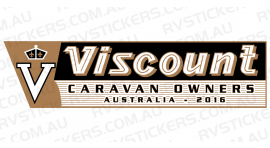 VISCOUNT CLUB LOGO