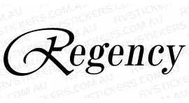 VISCOUNT REGENCY WORD LOGO