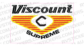 VISCOUNT SUPREME SQUARE LOGO