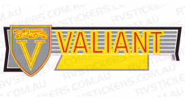 VISCOUNT VALIANT YELLOW LOGO
