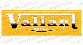 VISCOUNT VALIANT ROYALE LOGO