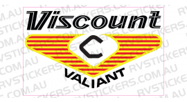 VISCOUNT VALIANT SQUARE LOGO